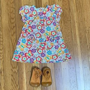 Other - Toddler girl dress and shoes